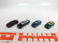 CA420-0,5 #4x Herpa 1:87 / H0 Car/Cabriolet/Cabriolet Mercedes / MB: 300 Ce +