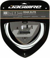 Jagwire Road Elite Sealed Brake Cable Kit SRAM/Shimano with Ultra-Slick