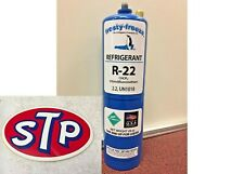 R22 Refrigerant R-22, Air Conditioner, Large 28 oz. Can, No Taper Needed, Kit  O