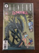 Aliens Lovesick Issue #1 Dark Horse Comics 1996 Comic Book FREE bag/board Unread
