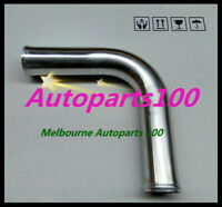 "90 Degree 57mm 2.25"" Elbow Aluminum Turbo Intercooler Pipe Piping Tubing L=600m"