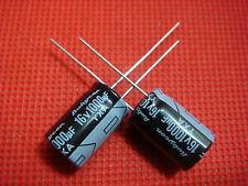 10pcs Rubycon 16V 1000UF Electrolytic Capacitor 10*16mm