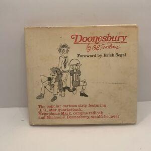 Gary Trudeau Doonesbury 1971 1st Edition