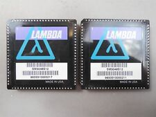 (2) Lambda SM30-48S12 Isolated Module DC-DC Converter 1 Output 12V 2.50A NEW