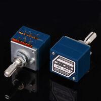 New ORIGINAL ALPS RK27 27 Type Dual 50K Potentiometer Plum Handle