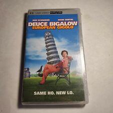 Deuce Bigalow European Gigolo UMD 2005 Sealed New Movie PSP
