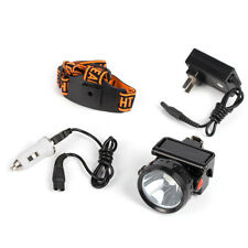 3W Power LED Miner Light Headlight Mining Lamp For Hunting Camping Fishing