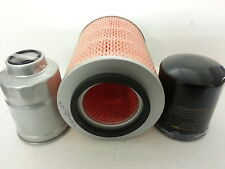 Isuzu Big Horn 3.1TD 3.1 TD  3059cc Oil Air Fuel Filter  Service kit 1991-95