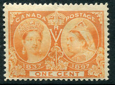 Canada - # 51 Mint Never Hinged Issue - Queen Victoria 60Th Year Reign - S5570
