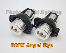 LED Angel Eye Halo Light Error Free Canbus BMW E90 E91 White 3 series 325i 335i