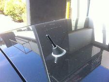 Super short 70mm black aluminium antenna aerial for VW Volkswagen Polo/GTi