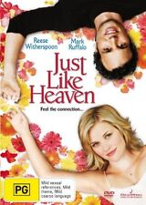 JUST LIKE HEAVEN DVD=REESE WITHERSPOON=REGION 4 AUSTRALIAN RELEASE=NEW/SEALED