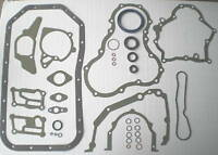 BOTTOM END SUMP GASKET SET SHOGUN PAJERO DELICA CHALLENGER SPORT L200 2.5TD 2.5