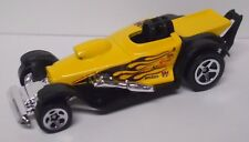 2000 Hot Wheels Super Comp Dragster #214-Yellow Paint
