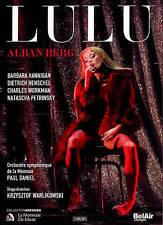 Lulu (La Monnaie De Munt) (DVD, 2014, 2-Disc Set)