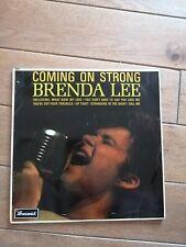 New listing Brenda Lee Coming On Strong Vinyl Album Mono