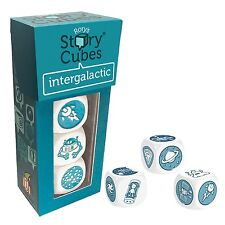 Rory's Story Cubes Intergalactic Family Dice Game RSC13