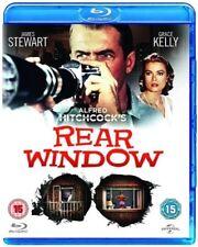 Rear Window starring James Stewart,Grace Kelly (Blu-ray) with bonus features