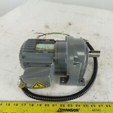 Enomoto VX01-200M-0025 Chip Conveyor Gear Motor 200/220V 3Ph 200:1 Ratio