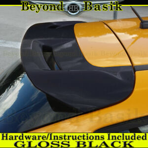 2012 2013 2014 2015 2016 2017 2018 Ford FOCUS H/B Roof Spoiler Wing GLOSS BLACK