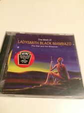 THE BEST OF LADYSMITH BLACK MAMBAZO THE STAR AND THE WISEMAN 1998 CD