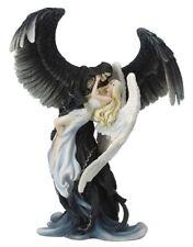 "11"" Angel & Grim Reaper by James Ryman Santa Muerte Statue Sculpture Holy Death"