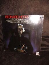 BERNARD HERRMANN LP conducts from psycho other film scores 1976 London