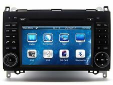 In Dash Car Stereo Radio DVD Player GPS Navigation For Volkswagen VW Crafter