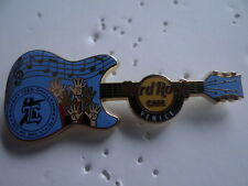 HARD ROCK CAFE  PIN BOMBAY TEEN CHALLENGE GUITAR