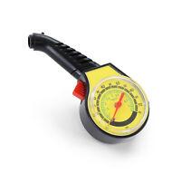 Reifendruckmesser Luftdruckprüfer Manometer Analog für PKW Auto KFZ Motorrad