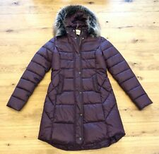 Barbour Ladies Jamison Quilted Jacket  - Blackberry Size UK10 New RRP £220