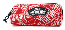 Vans Pencil Pouch (Red/White)