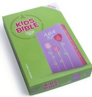 CSB Kids Bible Love LeatherTouch Imitation Leather comes In gift box by Holman
