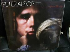Peter Alsop Draw the Line Sealed 1980 Flying Fish LP