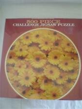Crazy Daisies Bits & Pieces 500 Pieces Factory Sealed Challenge Jigsaw Puzzle