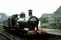PHOTO  GWR 3217 GWR EARL OF BERKELEY AT THE BLUEBELL RAILWAY 1969 1