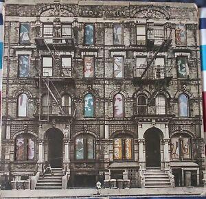 """Physical Graffiti Led Zeppelin vinyl album record LP 12"""" The Rover Kashmir 1975"""