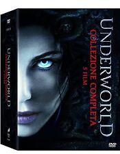 Dvd Underworld Collezione Completa - (5 Dischi) .....NUOVO