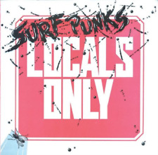 SURF PUNKS-LOCALS ONLY (US IMPORT) CD NEW