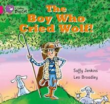 Collins Big Cat - The Boy who Cried Wolf: Pink B/ Band 1B by Jenkins, Saffy | Pa