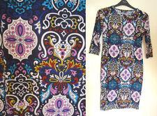 Boho Casual Geometric Dresses for Women