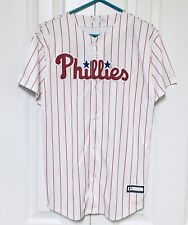Youth Boy's XL Genuine Merchandise Phillies RHYS HOSKINS Baseball Jersey
