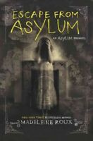Escape from Asylum, Hardcover by Roux, Madeleine, Brand New, Free shipping in...