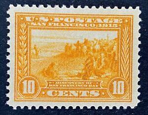 US Stamps, Scott #400 10c 2006 PSE Certificate - GC XF 90 'Jumbo' M/NH. Fresh