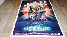 S.O.S FANTOMES 2  ghostbusters  ! affiche cinema u.s