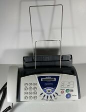 Brother Fax 575 Personal Fax With Phone And Copier Used Read