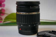 Tamron AF 17-50mm 2.8 if XR Di per Sony a 99, a 100, a77, a58; a900, a700, a 55,