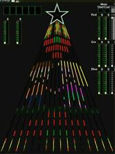 Light-O-Rama 16 Ccr/Pixel Sequence to: Sia-My Old Santa Claus