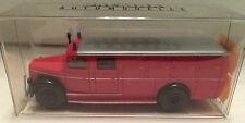 """BREKINA 4120 – Magirus Deutz """"Feuerwehr Gerätewagen"""", H0 1:87, neu +OVP"""