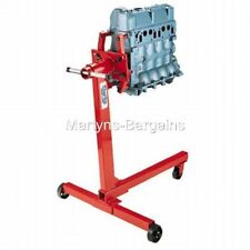 Clarke Mechanics Engine Stand 340KG Weight Capacity CES340